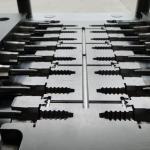 литье на двухплитных термопластавтоматах серии MBE