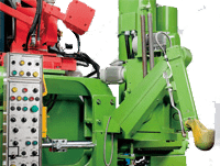 Автоматические заливщики расплавленного алюминия