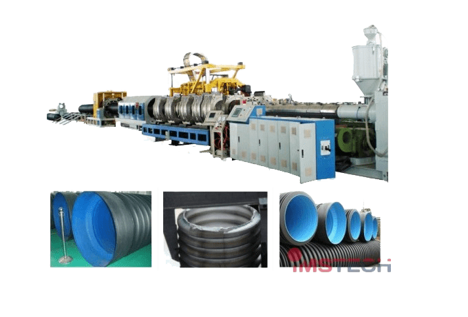 Линия-для-производства-двухстенных-гофрированных-труб-из-PE_PVC-ПНД_ПВХ