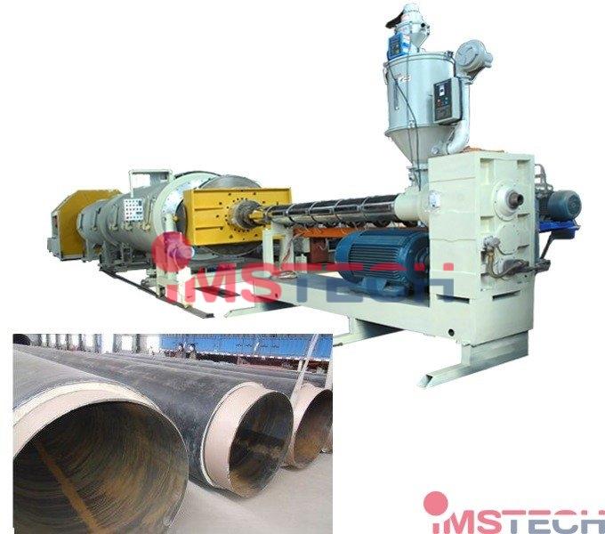 Оборудование для производства оболочки труб ППУ изоляции