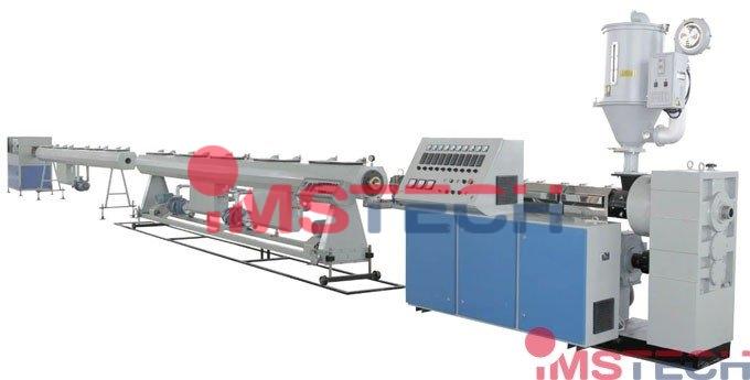 Оборудование по производству композиционных труб PP-R, PE-RT и PEX