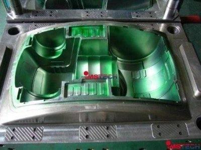 Двухкомпонентное литье пластмасс под давлением