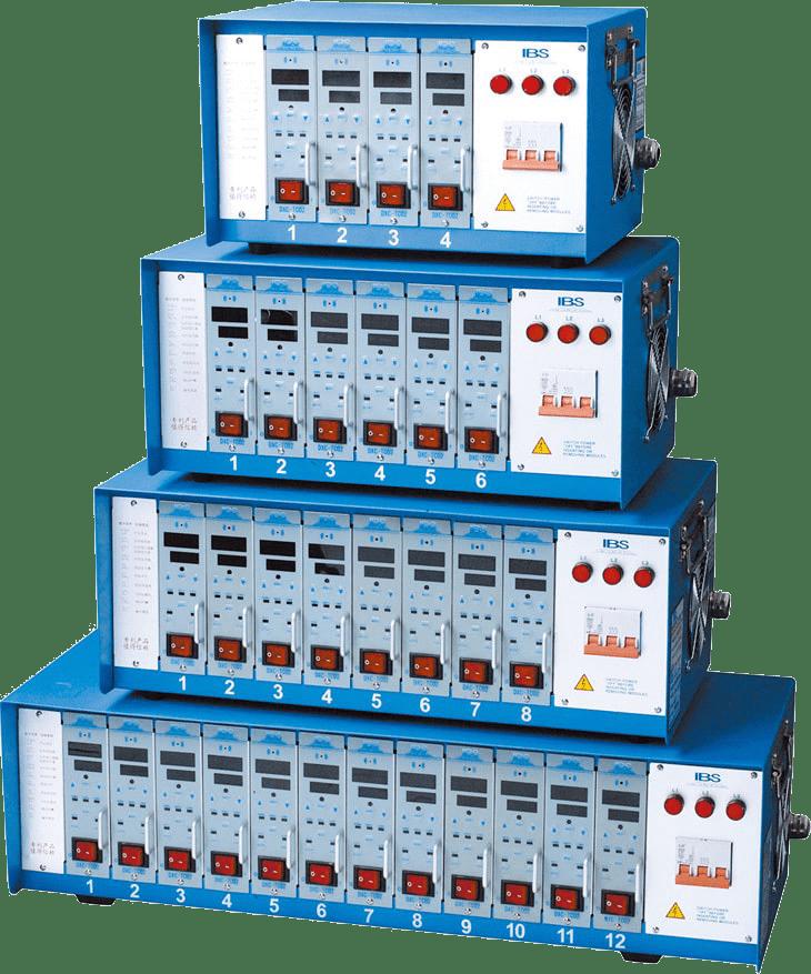 Контроллеры для горячего канала пресс форм