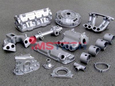 Образцы литых под давлением изделий из алюминиевых сплавов1