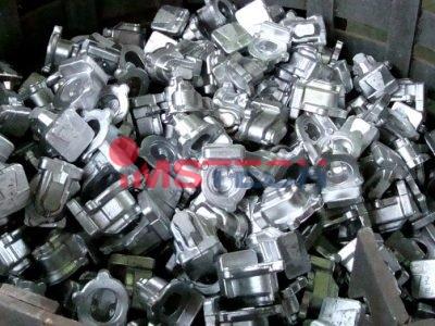 Образцы литых под давлением изделий из алюминиевых сплавов2