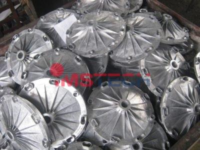 Образцы литых под давлением изделий из алюминиевых сплавов3