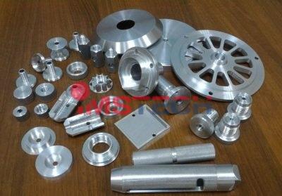 Изделия из алюминия, изготовленные на литьевых станках