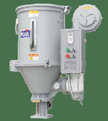 Бункерная сушилка для полимеров серии HHD