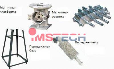 Комплектующие сушильных установок